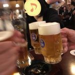 美味しいビールとドイツ料理