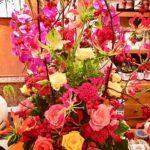 大好きなママからお祝いのお花
